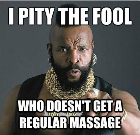 massage central coast